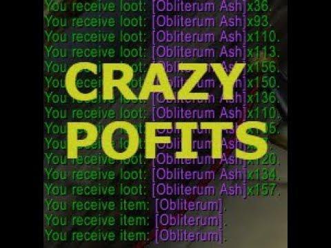 Fastest Gold Making Method in Legion | No Farming or Professions | 7.3 Obliterum Shuffle