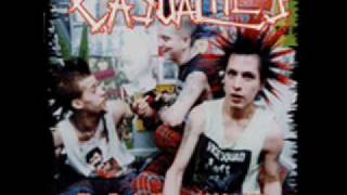 The Casualties - Oi Song! - The Early Years