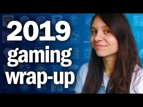 2019 Gaming Wrap-Up | PlayStation Trophies, Favourite Games And Goals For Next Year!