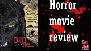 LIKE A BAT OUTTA HELL ( 2013 Vernon Wells ) Horror Movie Review