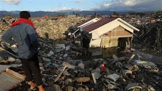 Indonesia Liquefaction: 'The Ground Was Swirling'