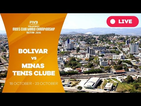 Bolivar v Minas Tenis Clube - Men's Club World Championship