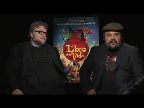 Walter Campos entrevista a Guillermo del Toro y Jorge R. Gutiérrez