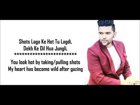 Nachle Na - Guru Randhawa & Neeti Mohan - Dil Juunglee - Lyrical Video With Translation