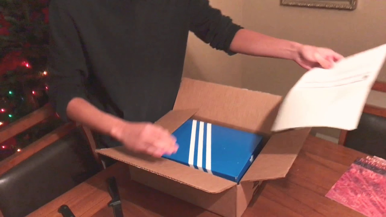 YEEZY POWERPHASE CALABASAS GREY UNBOXING - YouTube 21403a6bb
