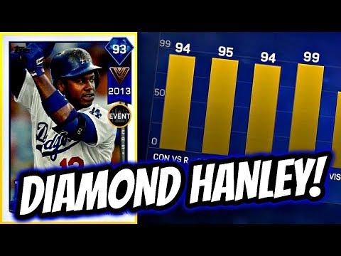 DIAMOND HANLEY RAMIREZ IS ON THE SQUAD!! MLB The Show 17 Diamond Dynasty