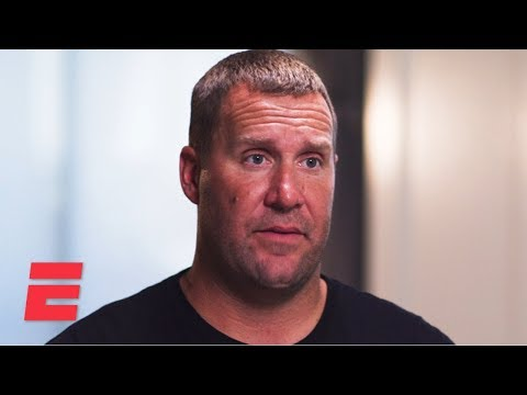 Ben Roethlisberger on Andrew Luck's decision to retire, and the Steelers trust in him | NFL on ESPN