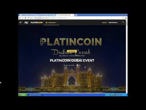 platincoin real or fake ? hindi full details