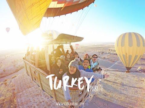 TRAVEL TURKEY - PART 1 (ISTANBUL, CAPPADOCIA) 2016