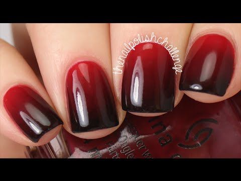 Red To Black Grant Tutorial Kelli Marissa