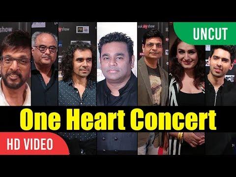 UNCUT - Mumbai Premiere Of Music Maestro AR Rahman One Heart Concert