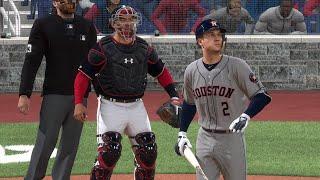 2019 World Series - Washington Nationals vs Houston Astros - Game 3 (MLB 10/25/2019) MLB The Show 19
