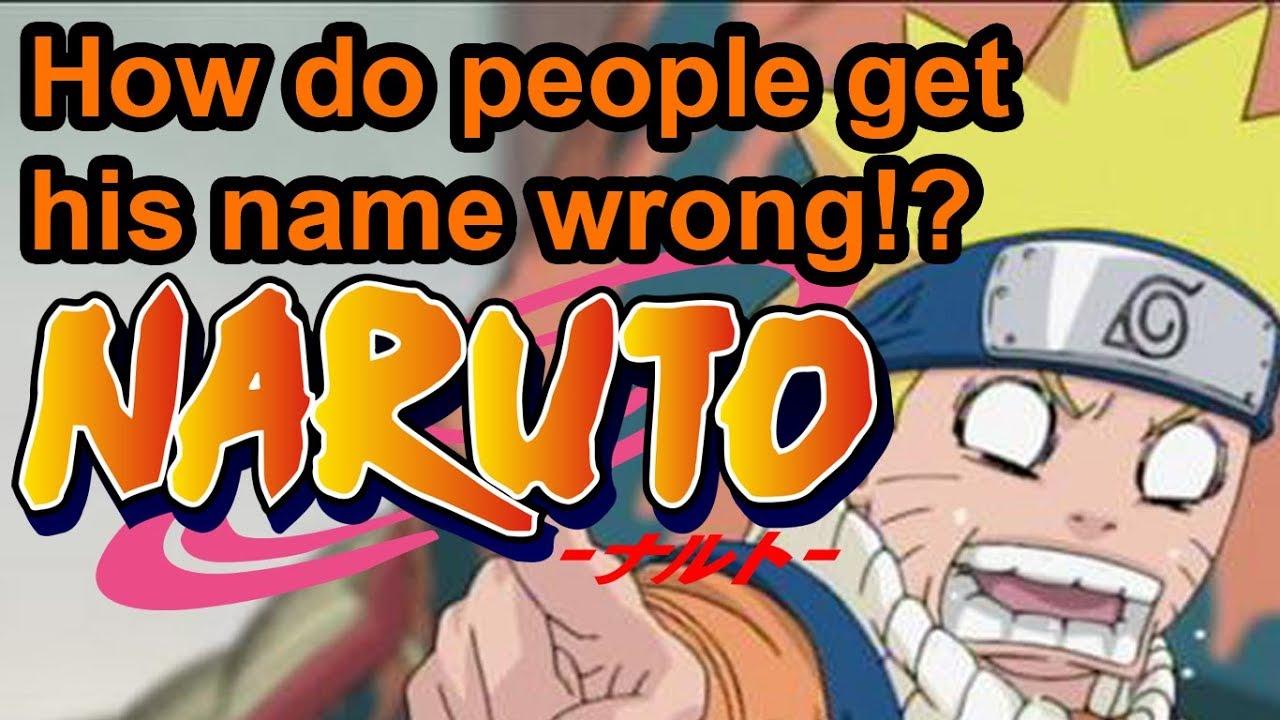 How to pronounce Naruto! - YouTube