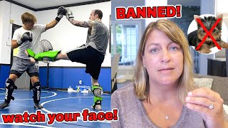 Banned from Puppy Breeder! Fighting my GF's Brother!