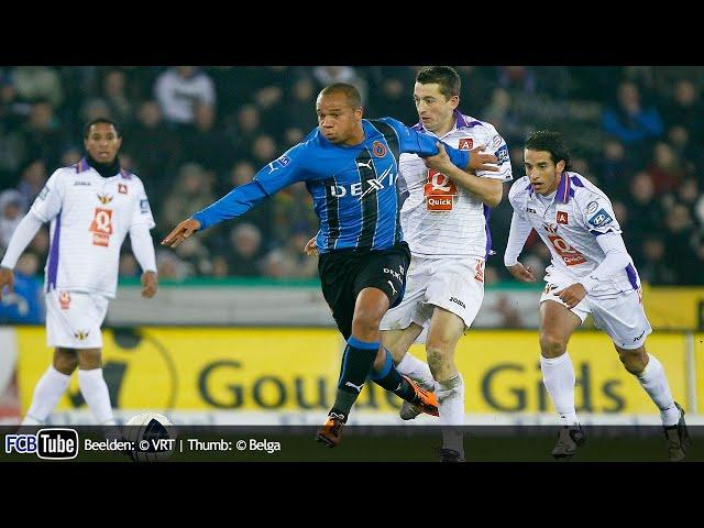 2010-2011 - Jupiler Pro League - 24. Club Brugge - Germinal Beerschot 1-0