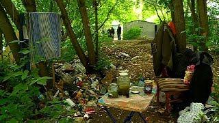 Лагерь бездомных          СТС-МИР.