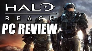 Halo Reach PC Review (Video Game Video Review)