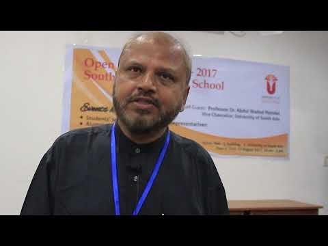 """South Asia Business School : Open Day: """"Students competency level will increase"""" -Dr .Ashif"""
