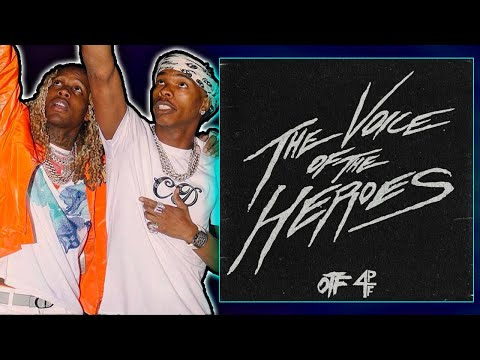 Everything We Know About Lil Baby & Lil Durk's New Album The Voice of the Heroes
