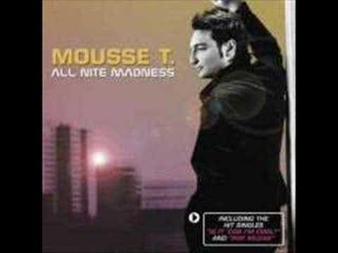 MONOTONY - Mousse T feat. Calvin Lynch
