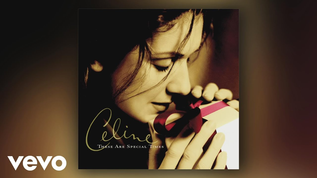 celine-dion-these-are-the-special-times-celinedionvevo