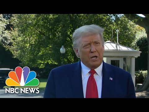 Trump Expects To Name Supreme Court Pick By End Of This Week | NBC Nightly News