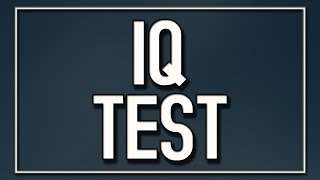 [7.65 MB] IQ Test