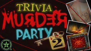 Book Questions Are Deadly - Trivia Murder Party 2 | Let's Play