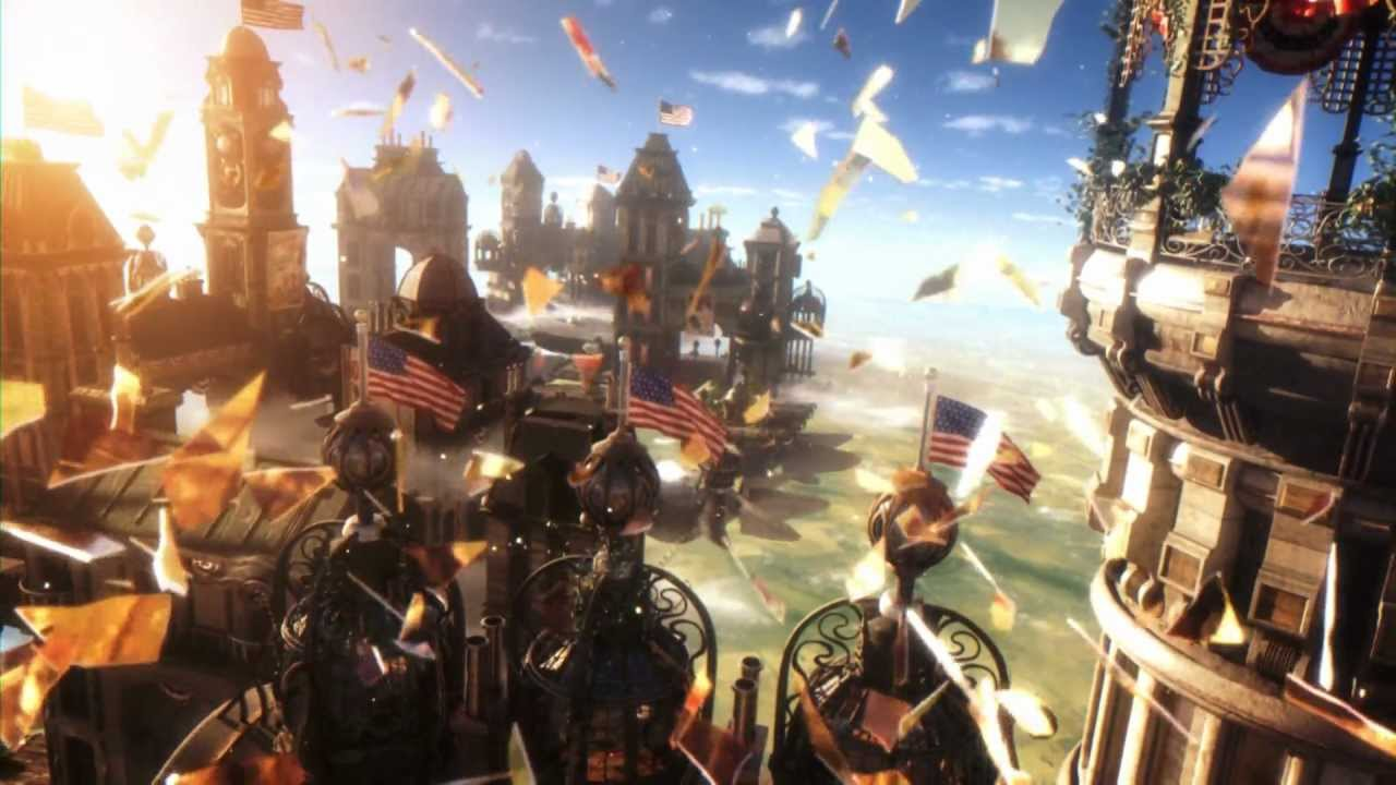 Bioshock Infinite Wallpaper Hd Bioshock Infinite Premiere Trailer Youtube