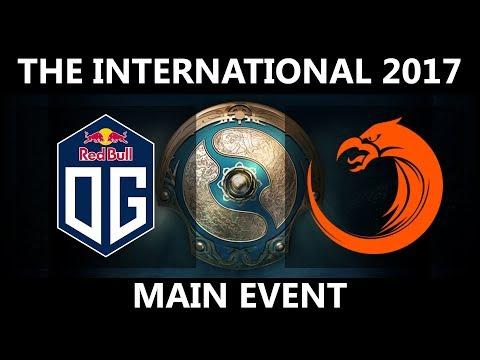 🔴 [DOTA 2 LIVE] DC vs LGD, The International 2017, LGD vs DC