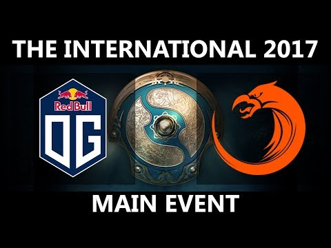 🔴 OG vs TNC, The International 2017, TNC vs OG