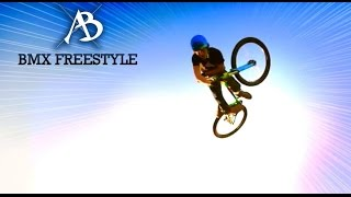 BMX Freestyle ft. Danny Stewart !