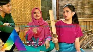 Genwhy - Ria Ricis Jajal Budaya Sunda Di Bandung  05/02/16  Part 3/3