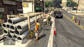 Grand Theft Auto 5 - Country Construction - Map Mod [BETA] - GTA 5