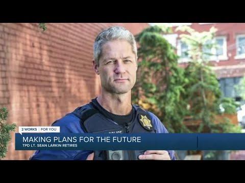 Download Tulsa Police Lt. Sean Larkin retires
