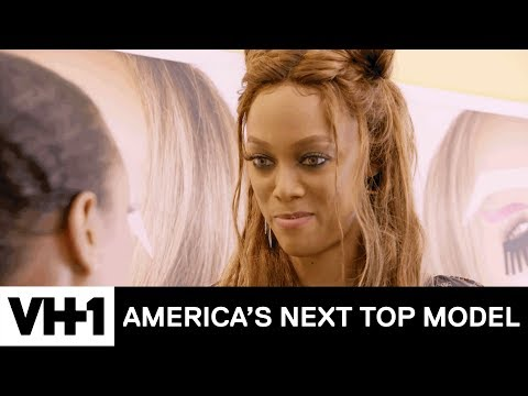 Tyra Banks Surprises Erin Green w/ Life Changing News | America's Next Top Model (Season 24)