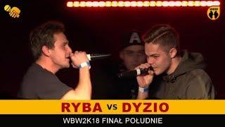 RYBA vs DYZIO  WBW 2018  Finał Półudnie (B) Freestyle Battle