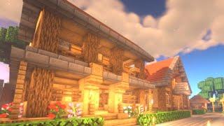 【ドズぼん】#2 おおはら村の闇…?おおはらタウンを目指して拠点を作る【マイク…
