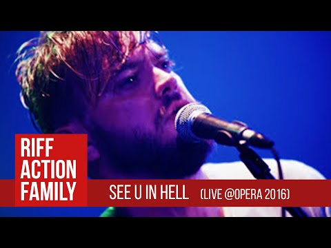 Клип Riff Action Family - See You in Hell