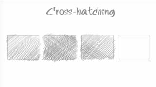 Cross-Hatching Drawing Tutorial