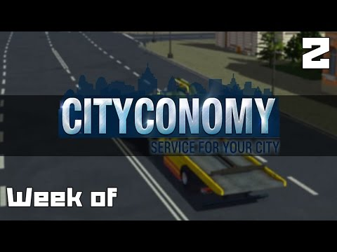 Lets Play a Week of Cityconomy Part 2
