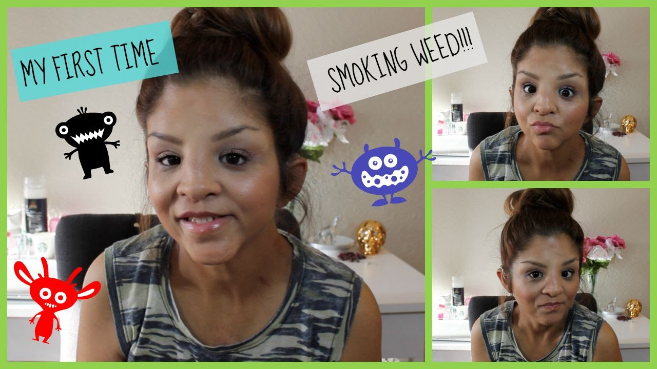 first time smoking weed and anal video