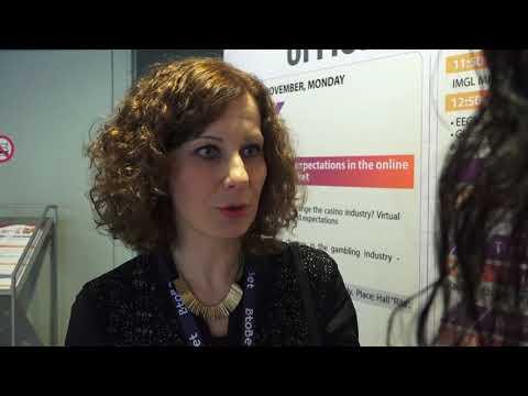 Kostandina Zafirovska, CEO, BtoBet at EEGS 2017