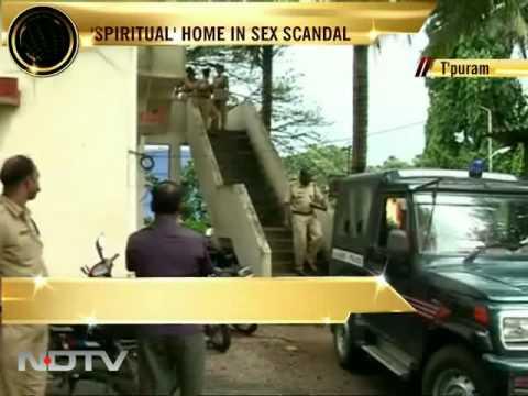 Kerala 'spiritual' centre in sex scandal thumbnail