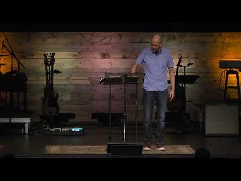 Jesus Healing the Sick with Guest Speaker Alan Scott (Lead Pastor at Causeway Coast Vineyard Church)