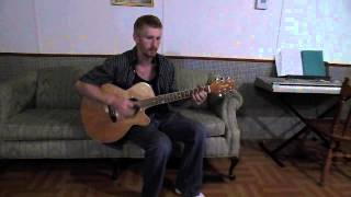 I Worship you Acoustic cover (Aaron Gillespie)