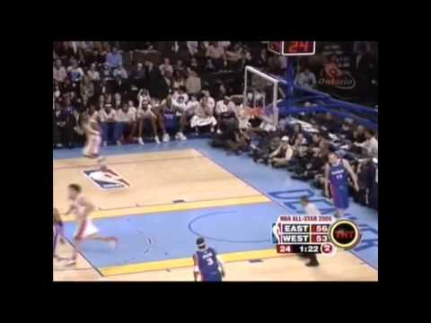 2005 NBA All-Star Game Best Plays