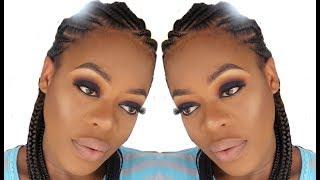 CHEAPEST ORIGINAL NIGERIAN BRAND | FULL FACE CLASSIC MAKEUP ALL UNDER N3000 | NELO OKEKE