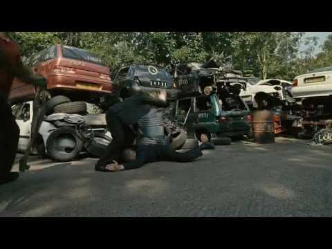 Alex Rider Operation Stormbreaker fight scene