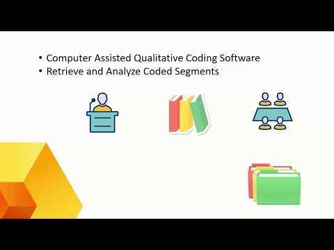 QDA Miner Overview - Qualitative Data Analysis Software